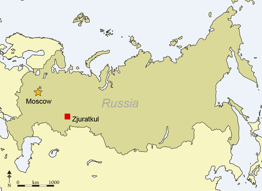 Ural Mountains Map Location, Ural, Free Engine Image For ...