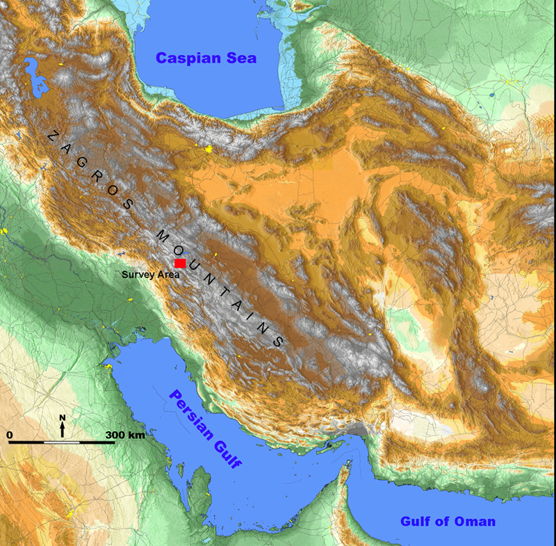 map of zagros mountains. the Zagros Mountains, Iran